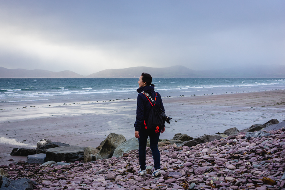 glenbeigh rossbeigh beach kerry way irland
