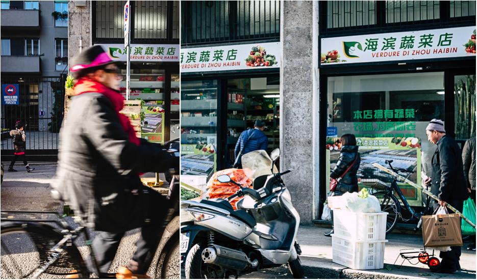 Mailand Chinatown