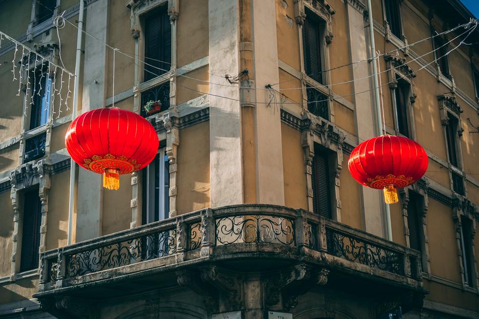 chinatown mailand lampinons