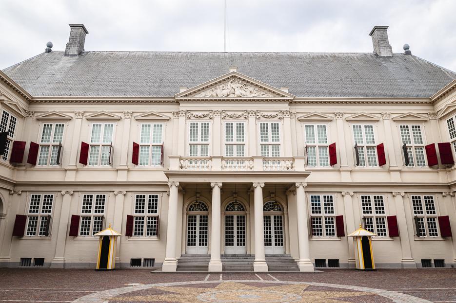 den haag palast paleis noordeinde