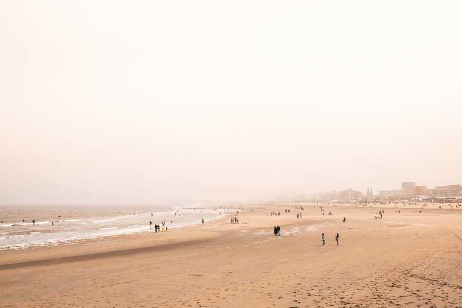scheveningen den haag strand meer sehenswürdigkeiten tipps