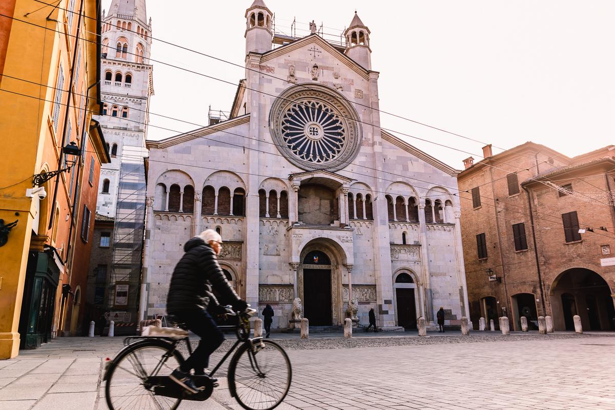 modena italien kathedrale duomo