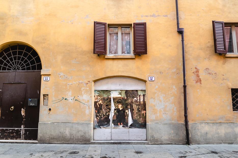 modena altstadt italien