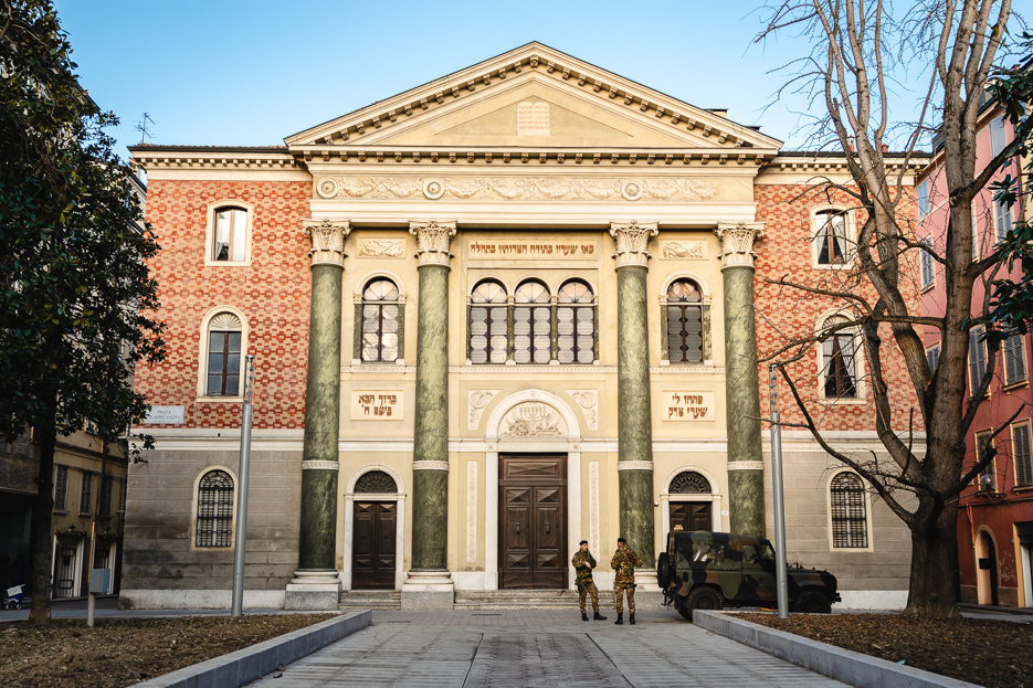 modena italien synagoge