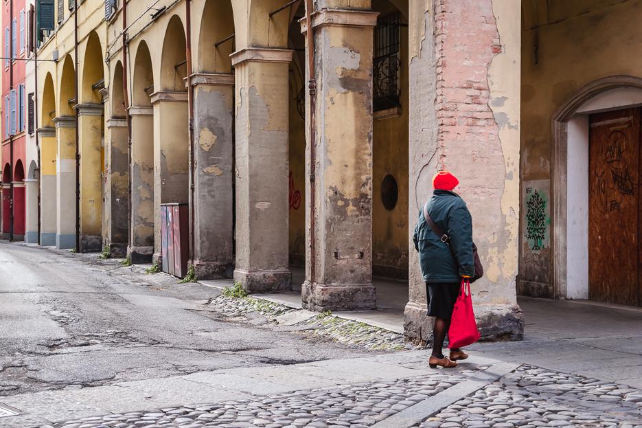 modena italien altstadt