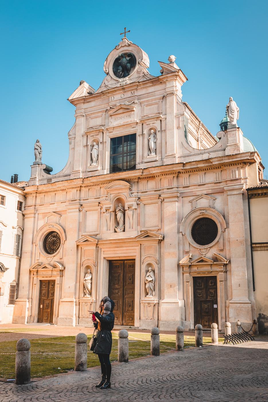 parma italien chiesa di san giovanni evangelista emilia romagna tipps reise