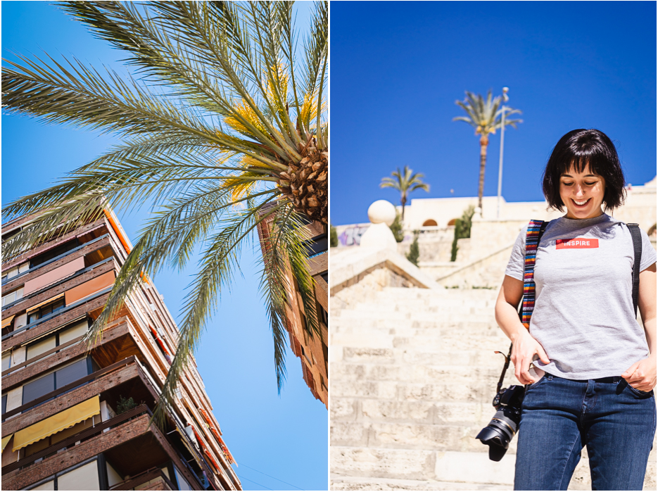 Alicante Aussichtspunkt Sehenswürdigkeiten Spanien Tipps