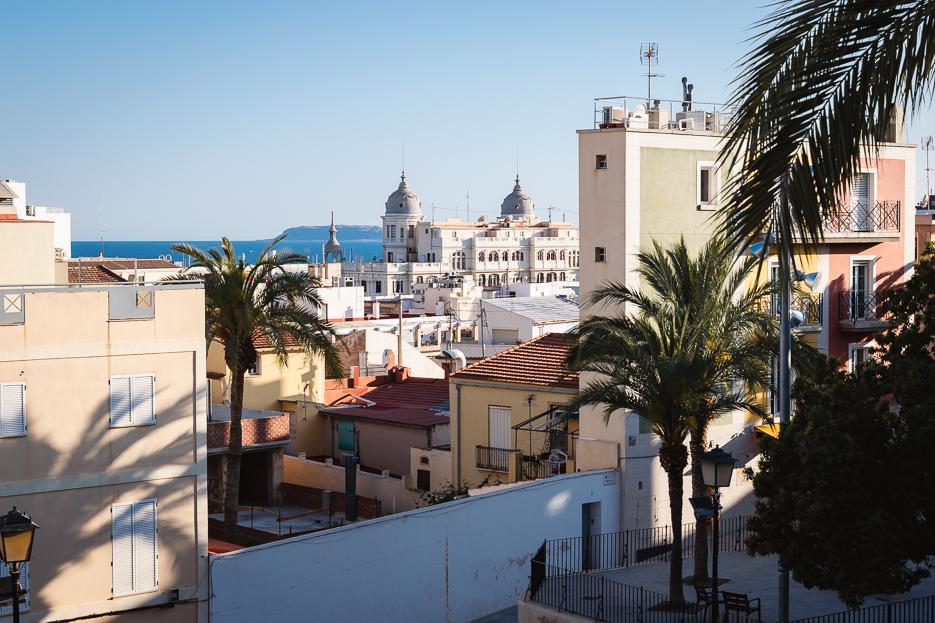 alicante santa cruz altstadtviertel spanien sehenswürdigkeiten tipps