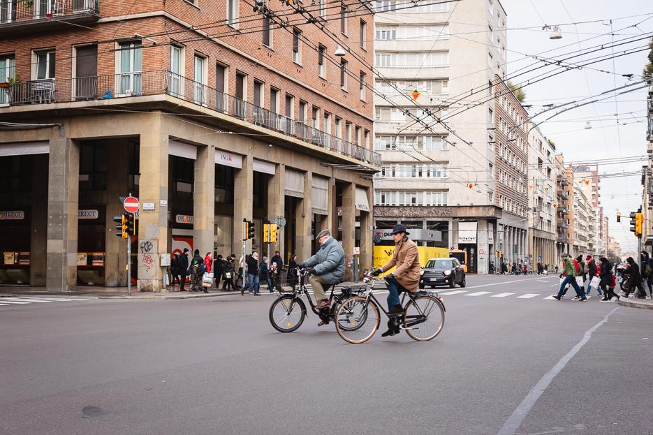 italien fahrradfahrer sehenswürdigkeiten