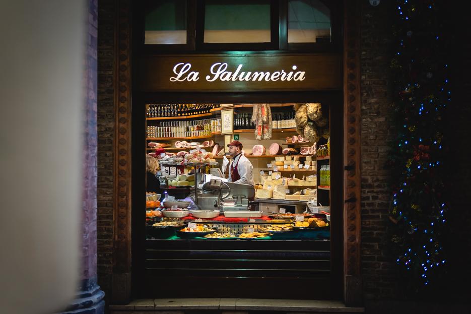 bologna la salumeria sehenswürdigkeiten tipps restaurants essen food