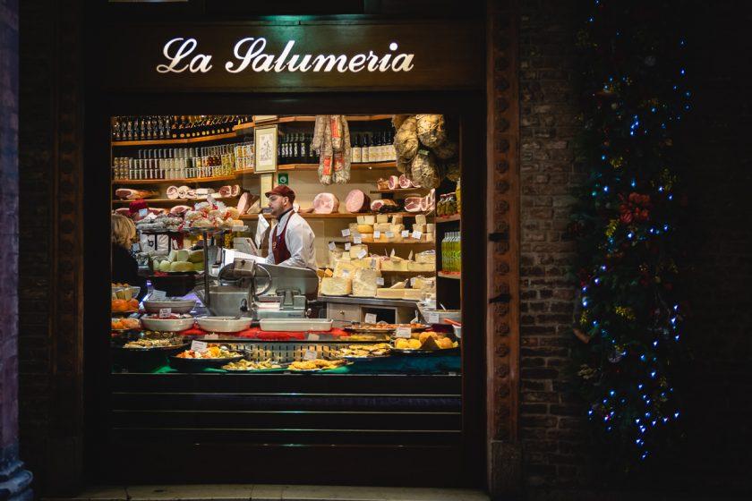 italien emilia romagna esskultur