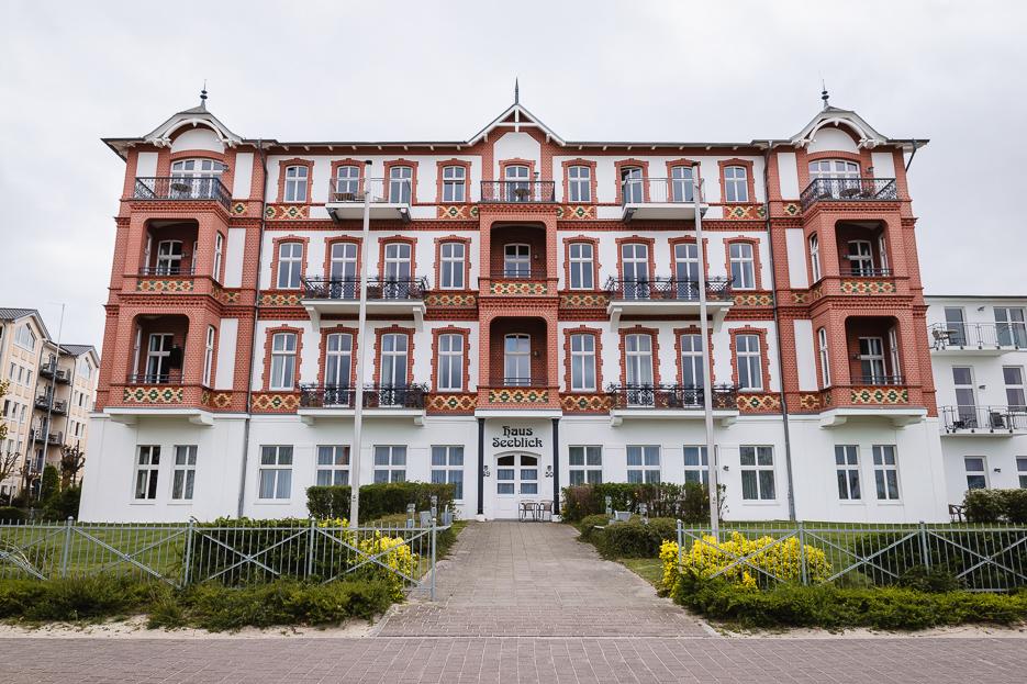 bäderarchitektur heringsdorf usedom villa