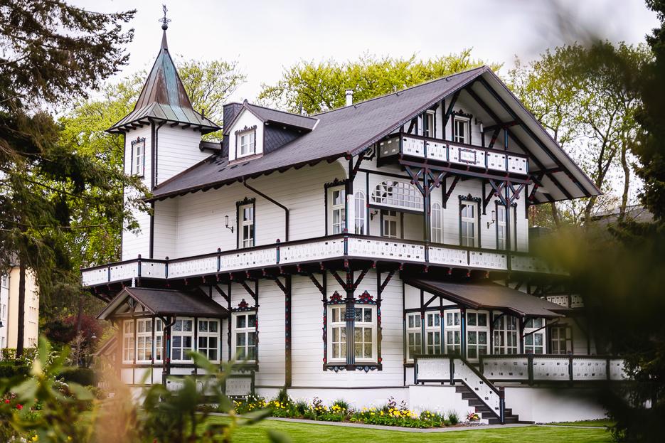 usedom bäderarchitektur heringsdorf ahlbeck bansin villa