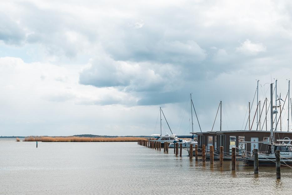 usedom gnitz krummin naturhafen ausflug