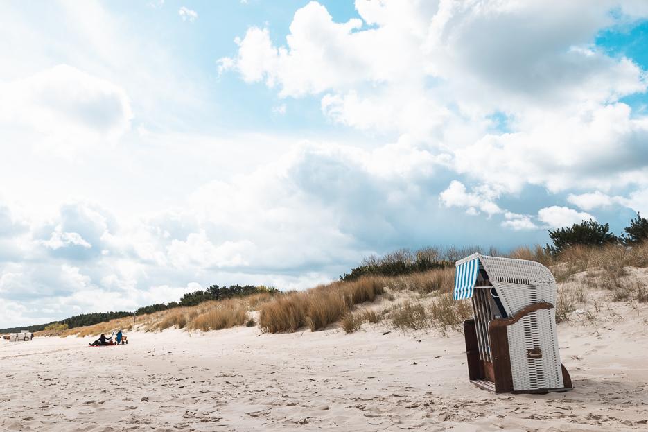 usedom strandkorb heringsdorf trassenheide karlshagen sehenswürdigkeiten tipps