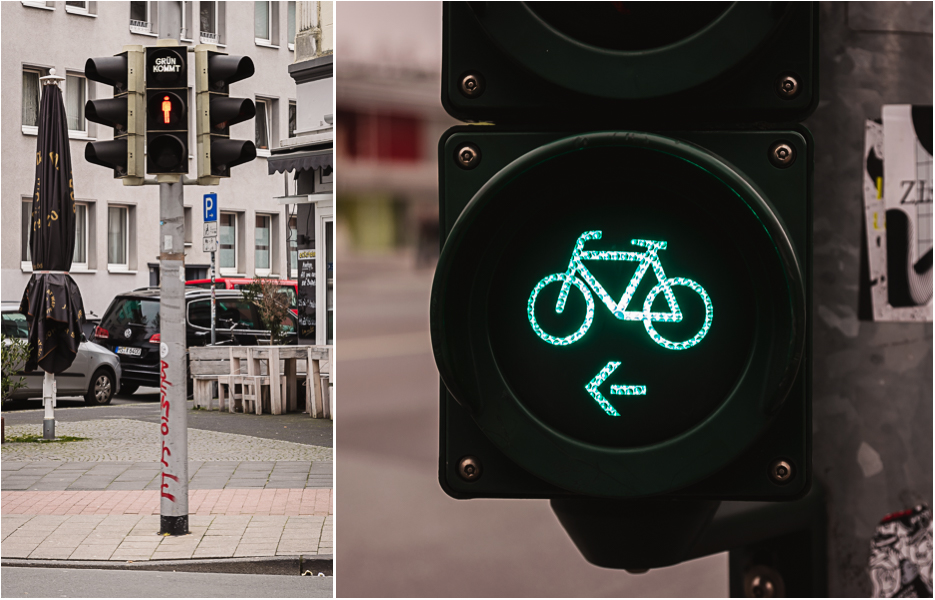 fahrrad fahren in münster