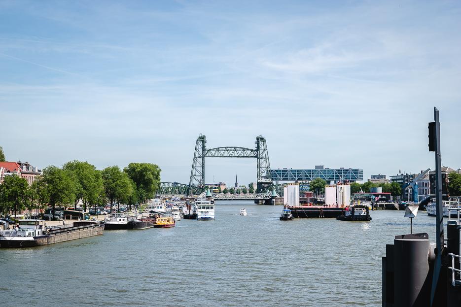 rotterdam de hef erasmusbrücke sehenswürdigkeiten tipps