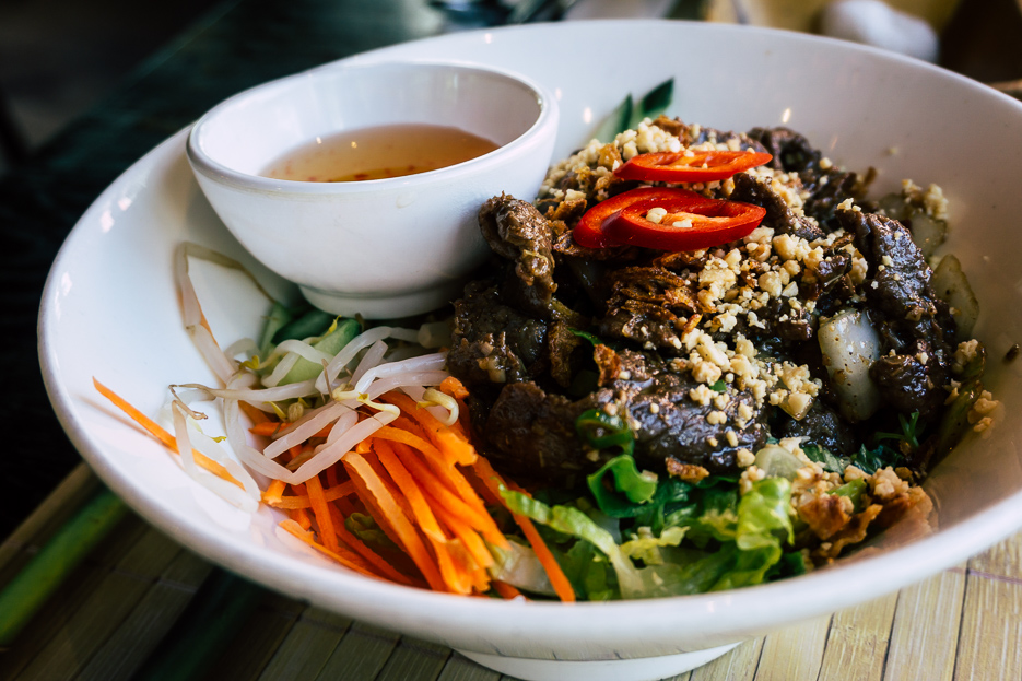 vietnamesisches restaurant pho