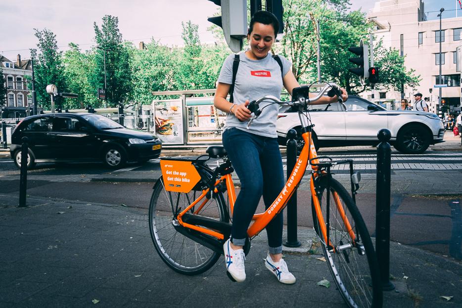 Donkey Republic Bike Fahrradverleih