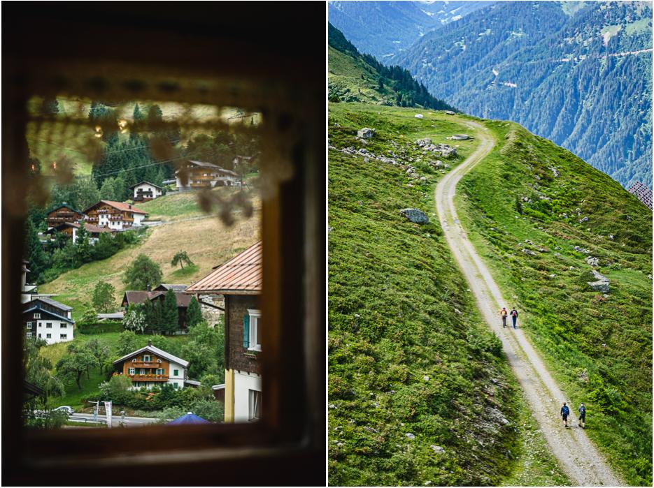 Montafon Österreich