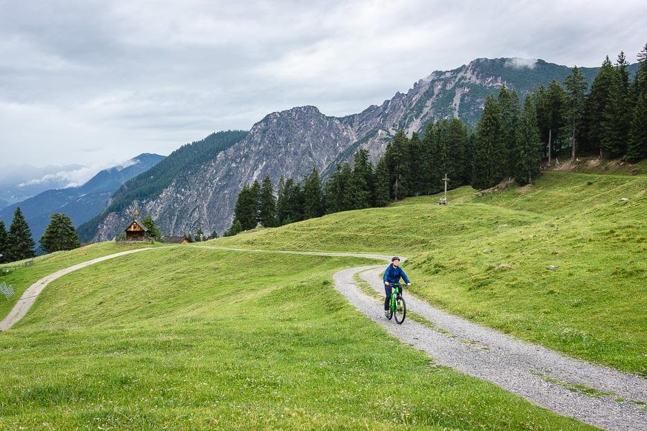 montafon mountainbike tour