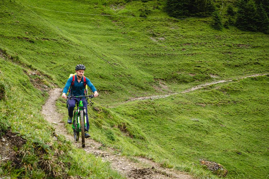 mountainbike montafon österreich