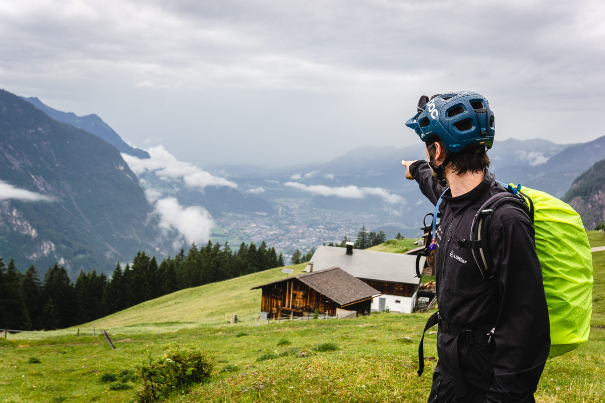 montafon mountainbike tour vorarlberg