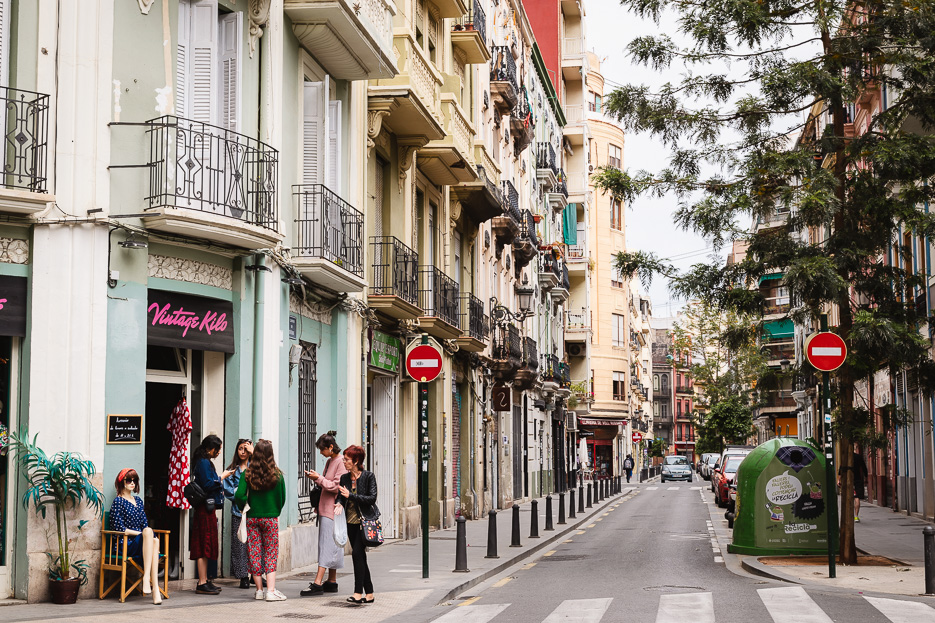 ruzafa valéncia spanien hipsterviertel alternativer stadtteil