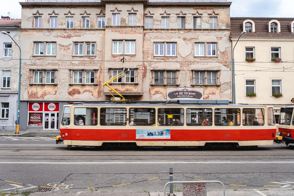 bratislava altes gebäude verfall
