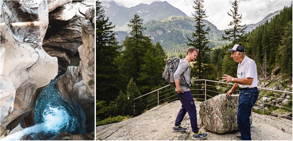 gletschergarten cavaglia poschiavo schweiz