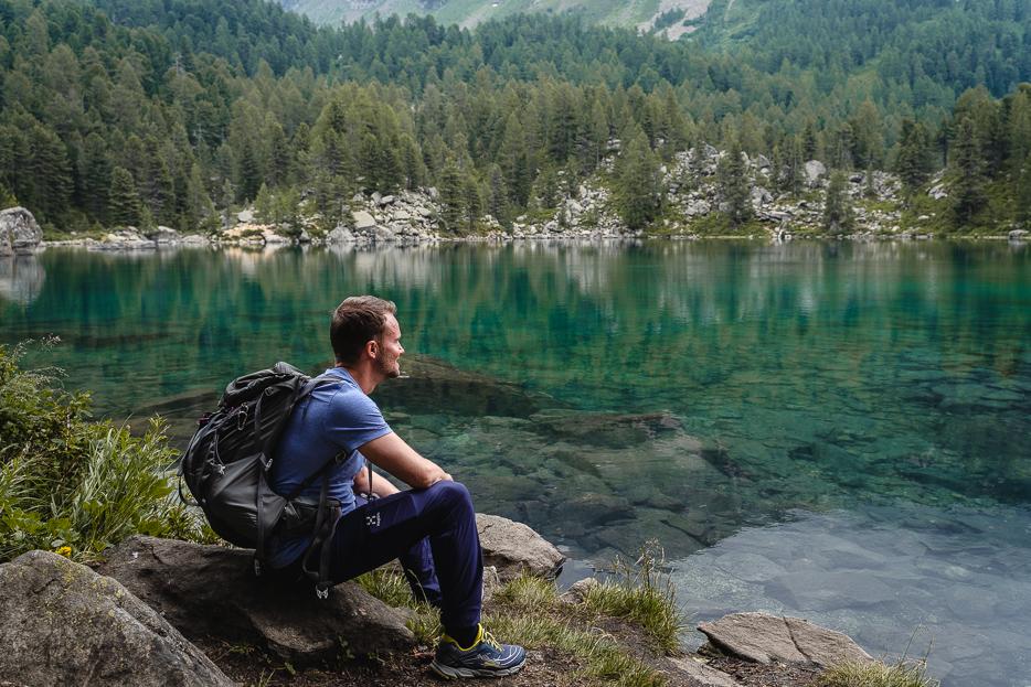 lagh da saoseo lago puschlav val da camp