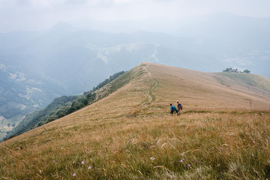 Lugano Monte Generoso Wanderung Muggiotal