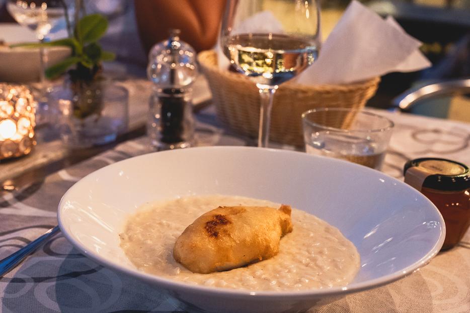 Lugano Food and Wine Tour Fisch Wein