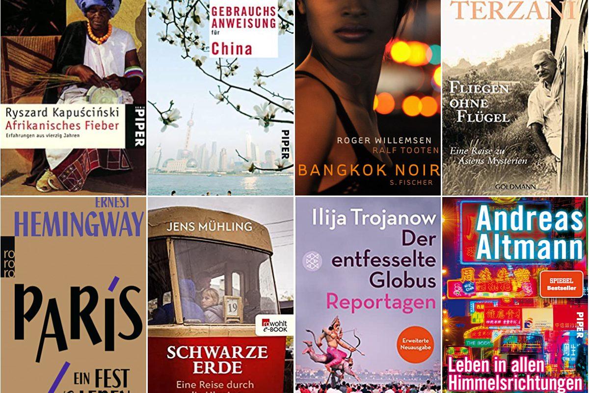 Reisebücher Tipps Empfehlungen
