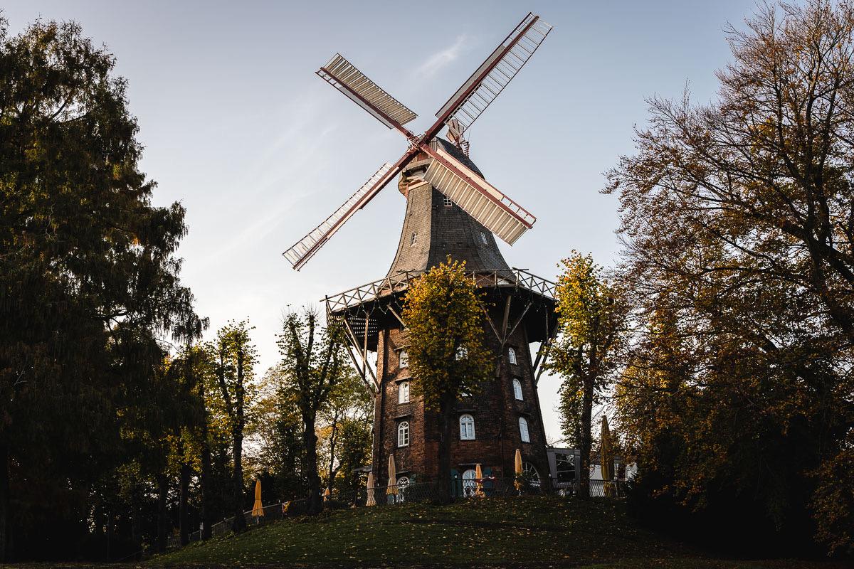 Bremen Mühle Wallanlagen