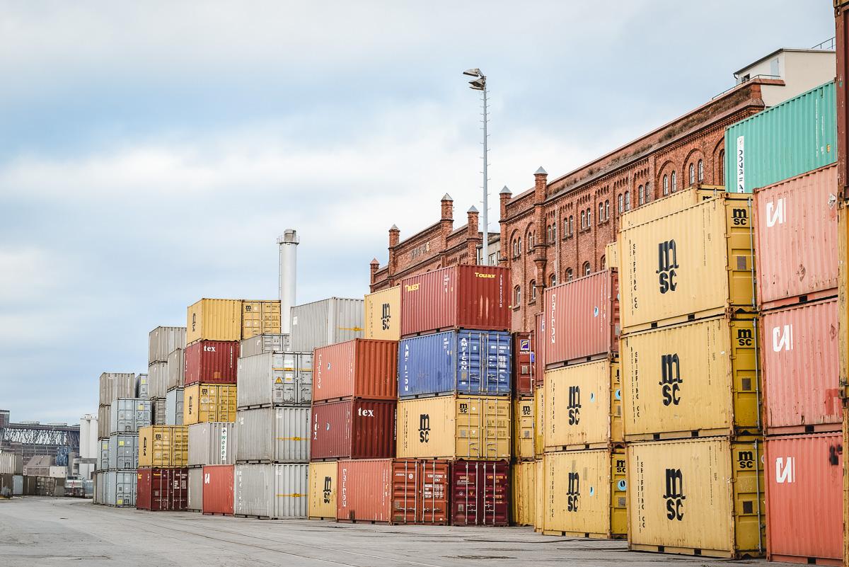 bremen container hafen