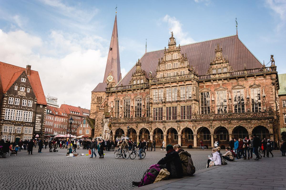 bremen rathaus marktplatz